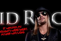 Kid Rock / Check out our latest Kid Rock merchandise selection including Kid Rock t-shirts, posters, gifts, glassware, and more