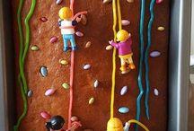 antinak falmászós torta