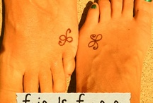 Possible tattoos