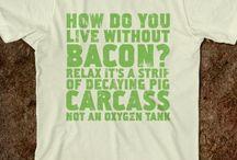 Vegetarian & Vegan T-Shirts