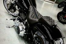 Mikes harleys
