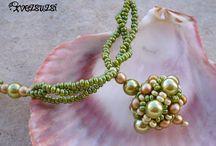 Схемы - Плетеные бусины
