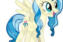 Pony princesses