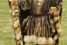 Medieval costumes Design