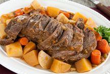 Pot roast / Beef