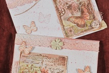 Cards - Crafty Individuals stamps
