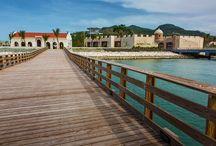 Dominician Republic, Puerto Plata, Amber Cove and Fathom Cruises
