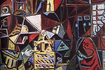Picasso's paintings
