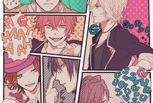 Diabolik lovers #anime