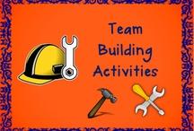 School: Team Building Activities / by Kelly Maack