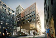 Inspiration - Carlsberg i forvandling / Det æstetisk smukke ved moderne arkitektur.
