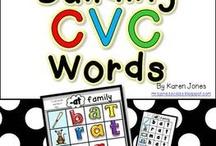 Word work/rhyming