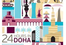 Qatar Airways - 24 Hour Guides / Visiting one of our destinations on the Qatar Airways network for less than 24 hours? Check out our brief guides to maximise your stay. / by Qatar Airways