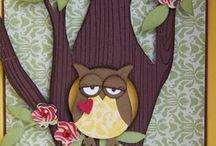 SU OWL PUNCH IDEAS / by Diane Stewart