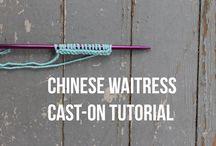 Knitting tutorials / by Carol Phair