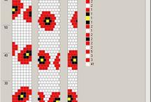 Diagrame biju crochet
