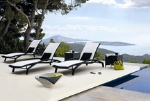 Manutti - Outdoor Furniture / Manutti outdoor furniture and accessories offers a feeling of opulence. Check out more photos on our website http://www.coshliving.com.au/outdoor-brands/manutti/