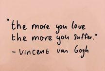 Quotes Vincent Van Gogh