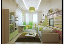 Kids Room Decoration and Design Ideas