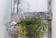 Balkon,zahrady atd...