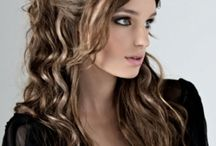 CURLY HAIRSTYLES FOR LONG HAIR / CURLY HAIRSTYLES FOR LONG HAIR