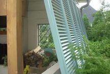 Window shutter/ shade