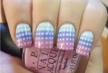 Pastel Nails / Beautiful nails at Spa Touch LLC