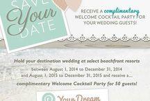 Resort Promotions / #destinationwedding #groupgetaway #resort #promotions for your group travels   #canada #travelagent / by Wander Love Weddings & Travel