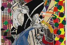 Frank Stella / Genious.