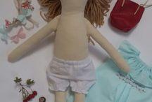 Przytullale rag dolls