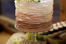 Rustic Wedding Cakes!