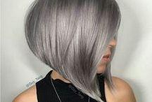 Haarfrisuren