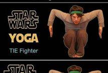 Yoga e cose strane