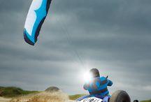 L'Echoppe du Vent Ailes de Traction / Aile de traction, cerf volant , kites...