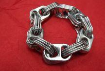 Bracelets / Bracelet with hidden soft drinks