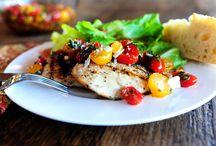 Healthy / Diet / Veggie recipes