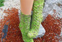 Knitting Socks Socken / Hier geht es um MEINE entworfenen und gestrickten Socken