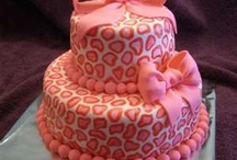 cakes / by Heather Robbins