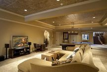 Basement Ideas / Basement Ideas - House Design Ideas