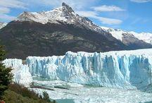 Argentina Maravillosa / Maravillas naturales del Sur. Por lo espectacular de la vista que ofrece, el glaciar Perito Moreno es considerado la octava maravilla del mundo.