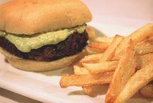 Vega burgers