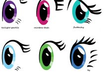 warna mata