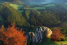 Slovakia a okolie
