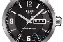TISSOT PRC 200 Automatic Powermatic80 / View Collection: http://www.e-oro.gr/tissot-rologia/