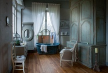 BATHROOM IDEAS / by Lucy @ Patina Paradise