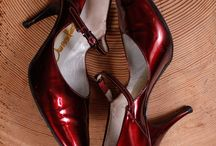 Shoes 1950's style / Shoes