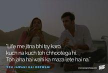 Bollywood dialogues!!