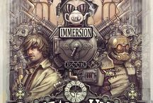 Steampunk Book Covers