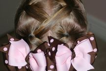 Paige's hairstyles / Little girls hairstyles