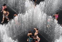 Süs havuzu Su oyunları